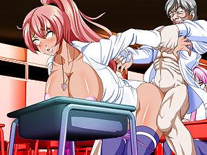 Hentai - Nice Girls & Horny Bastards Vol. 7