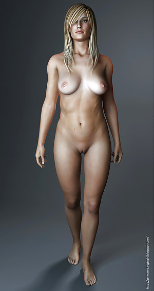 Great erotic 3D Art! Thanks German!2
