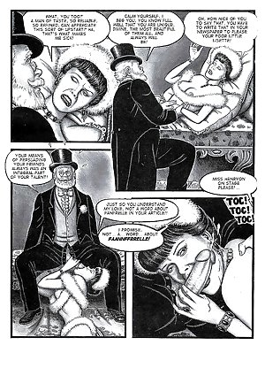 Erotic Comic Art 33 - Fanfrelle in Paris 1