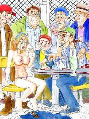 Erotic Cartoons 7 - Adventures of Cuties 2