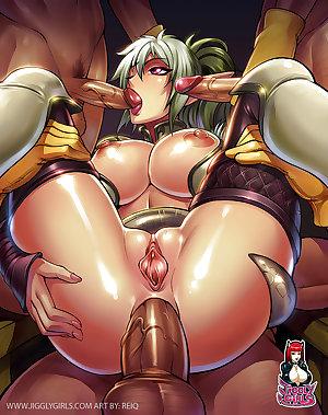 Hot Hentai XXX