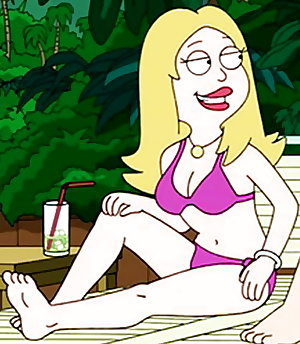Francine Smith & Lois Griffin. Queens of Cartoon Milfs