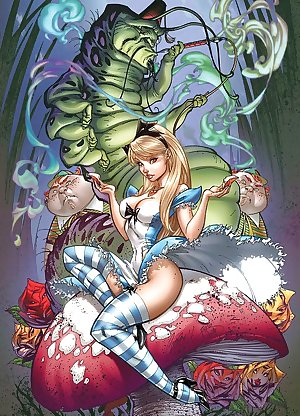 Alice: Trouble in Wonderland!