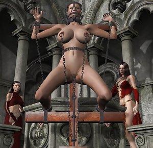 BDSM Mix Cartoon