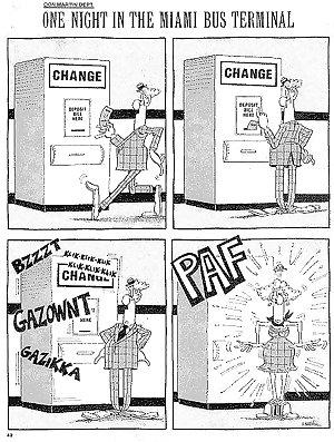 Crossdresser Cartoons 2