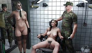Great erotic 3D Art! Thanks German!