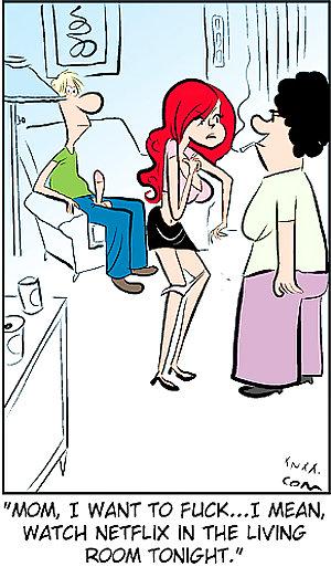 Humoristic Adult Cartoons October 2013