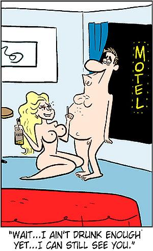 Humoristic Adult Cartoons April 2013