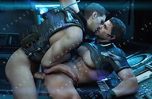 Cartoon Porno Gay