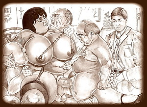 BBW Erotic Art 2