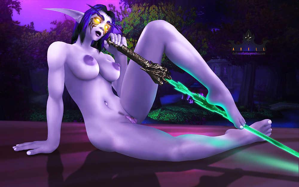 Jav Night Elf Dan Blood World Of Warcraft Cosplay Forumophelia 1